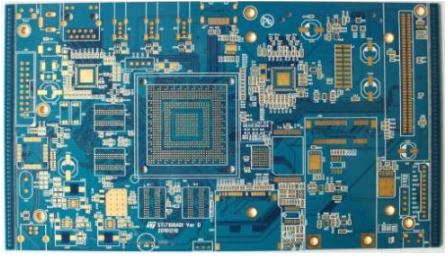 国内PCB产业进入发展快轨潜力巨大